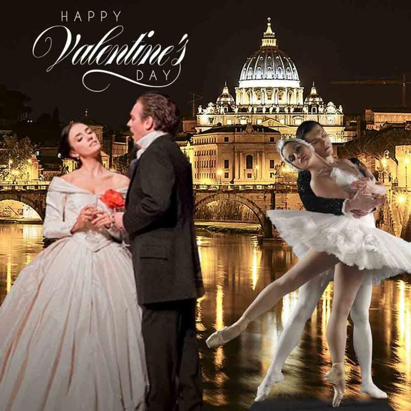St Valentine's Event Rome