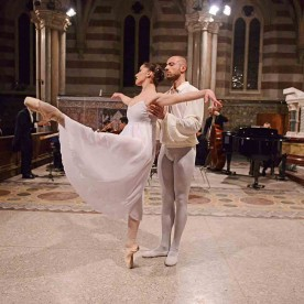 Ballet and classical music event in rome st Valentine's day